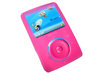 View Item Pink Silicone Skin Case Cover for SanDisk Sansa Fuze 2gb, 4gb &amp; 8gb.